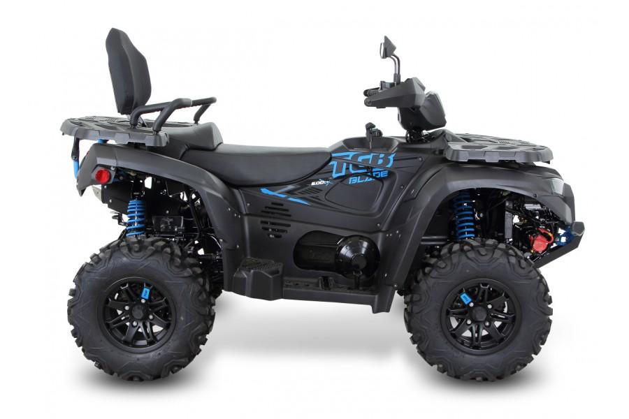 BLADE 600i LTX 4x4 - T3