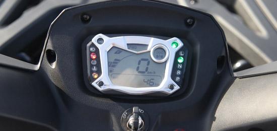 Wielefunkcyjny wyświetlacz LCD
