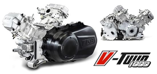 Silnik V-Twin 1000 EFI