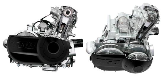 Nowy silnik 600 ccm