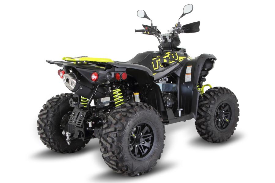 TARGET 600 EPS 4x4 - E4
