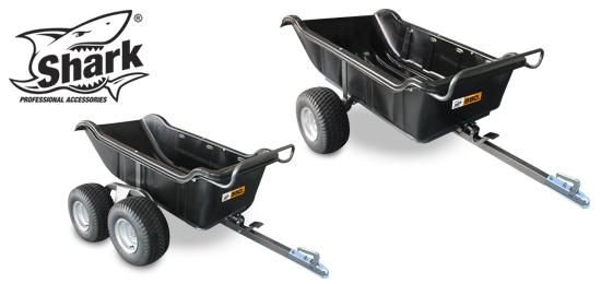 SHARK - przyczepy ATV 550/680