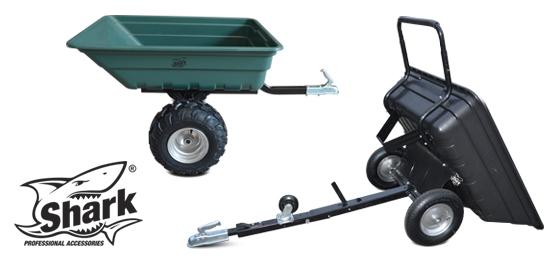 SHARK - ATV trailers Garden 150/300