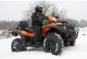 TGB Blade 550i LT - Zimowy test