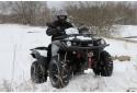 TGB Blade 550i - Zimowy test