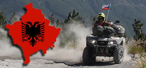 Test TGB Blade 1000i LT 1400 km w Albanii