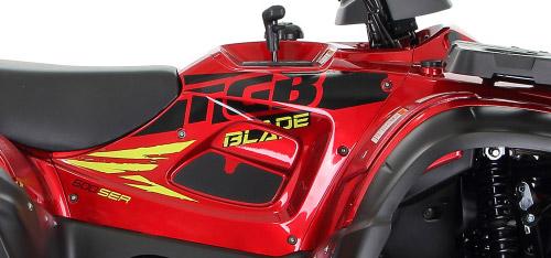 BLADE 600i SE 4x4 in a new color option
