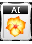 TGB logo / AI
